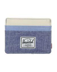 Herschel Supply Co. - Blue Charlie for Men - Lyst