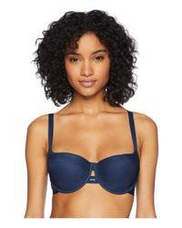 DKNY - Blue Sheers T-shirt Bra (ink) Women's Bra - Lyst