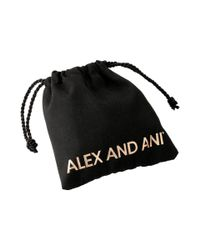 ALEX AND ANI - Metallic Harry Potter Glasses Ring Wrap (sterling Silver) Ring - Lyst