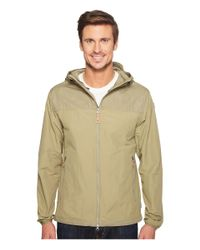 Fjallraven | Green Abisko Hybrid Jacket for Men | Lyst