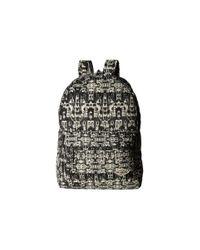 Billabong | Black Hand Over Love Backpack | Lyst