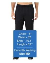 Nike | Black Ko Pant 3.0 for Men | Lyst