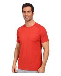Arc'teryx - Red Captive T-shirt for Men - Lyst