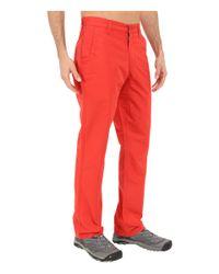 Mountain Khakis - Green Broadway Fit Poplin Pant for Men - Lyst
