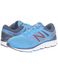 New Balance | Blue 990v4 for Men | Lyst