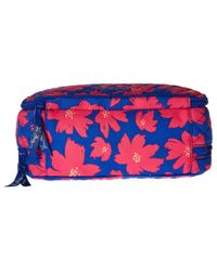 Vera Bradley - Multicolor Large Blush & Brush Makeup Case - Lyst