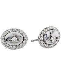 Vivienne Westwood | Multicolor Giselle Earrings | Lyst