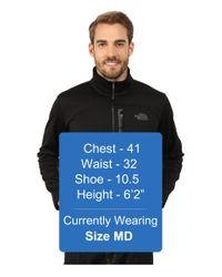 The North Face - Black Canyonlands Full Zip Sweatshirt for Men - Lyst
