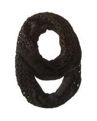 The North Face | Black Knitting Club Scarf | Lyst