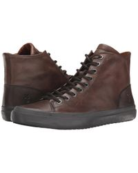 Frye - Gray Grand Tall Lace for Men - Lyst