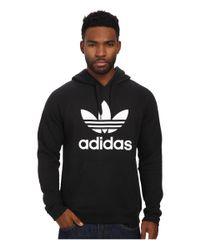 Adidas Originals | Black Sweatshirt for Men | Lyst