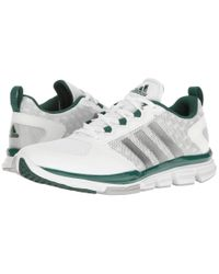 Adidas Originals - White Speed Trainer 2 - Lyst