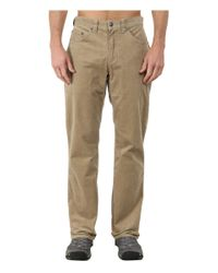 Mountain Khakis | Natural Canyon Cord Pants for Men | Lyst