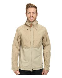 Fjallraven | Natural Abisko Lite Jacket for Men | Lyst