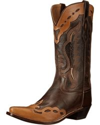 Old West Boots   Brown Mf1535 for Men   Lyst
