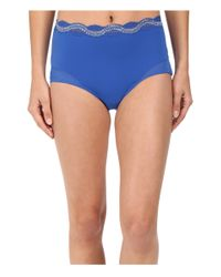 Natori - Blue Pure Allure Brief - Lyst