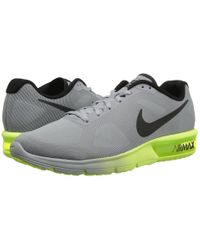 Nike - Gray Air Max Sequent for Men - Lyst