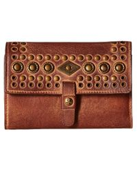 Patricia Nash | Brown Colli Wallet | Lyst