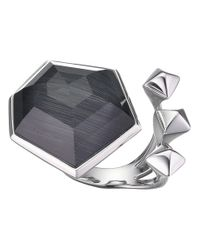 Stephen Webster | Gray Superstud Crystal Haze Ring | Lyst