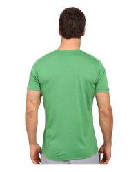 Arc'teryx - Green A2b V-neck for Men - Lyst