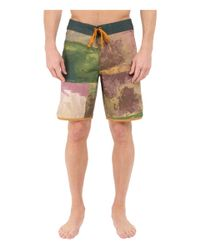 Prana - Gray High Seas Shorts for Men - Lyst