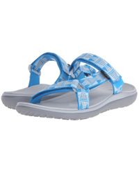 Teva - Gray Terra-float Lexi - Lyst