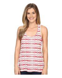 Carve Designs - Red Makena Tank Top - Lyst