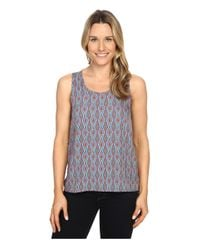 Mountain Khakis - Blue Emma Tank Top - Lyst