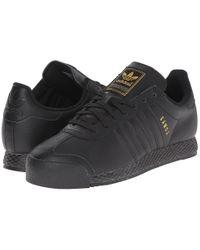 Adidas Originals   Black Samoa - Premium for Men   Lyst
