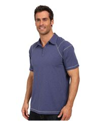 ECŌTHS - Purple Liam Polo for Men - Lyst