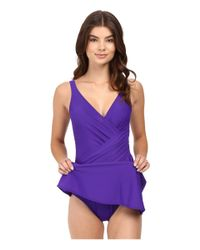Miraclesuit - Multicolor Must Haves Aurora One-piece - Lyst