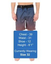 "Hurley - Multicolor Polka 19"" Boardshorts for Men - Lyst"