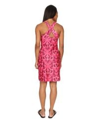 Stonewear Designs - Pink Lyra Dress - Lyst