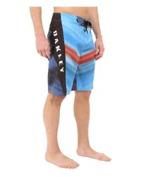 Oakley - Blue Gnar Shock Boardshorts for Men - Lyst