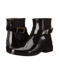 Burberry - Black 'bactonul' Chelsea Boot - Lyst