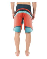 "Billabong - Multicolor Fluid X 21"" Boardshorts for Men - Lyst"