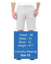 Adidas Originals - White Range Five-pocket Shorts for Men - Lyst