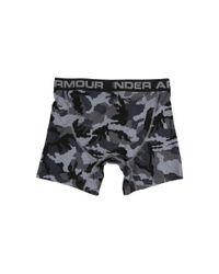 Under Armour | Gray Men's Built For Battle Camo Boxer Briefs for Men | Lyst