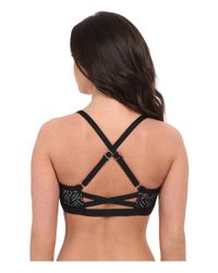 Next By Athena - Black Inner Glow In Training Floating Underwire Sport Bra (d-cup) - Lyst