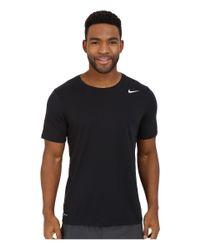 Nike | Gray Dri-fittm Version 2.0 T-shirt for Men | Lyst