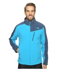 The North Face | Blue Apex Shellrock Jacket for Men | Lyst