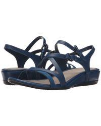 Ecco - Blue Touch 25 Strap Sandal - Lyst
