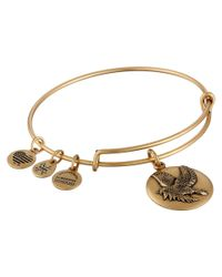 ALEX AND ANI | Metallic Sacred Dove Ii Bracelet | Lyst