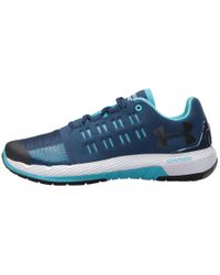 Under Armour | Blue Ua Charged Core | Lyst