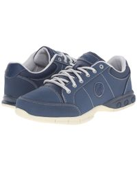 Therafit - Blue London Oxford for Men - Lyst