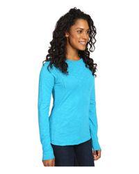 Mountain Khakis - Blue Solitude Long Sleeve Shirt - Lyst