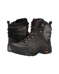 Ahnu | Black Montara Boot Luxe Wp | Lyst