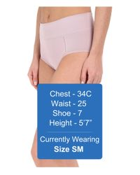 Spanx - Natural Lounge-hooray! Brief - Lyst