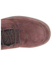 The North Face   Brown Bridgeton Lace Mm   Lyst
