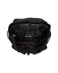 Vans Black Lean In Backpack
